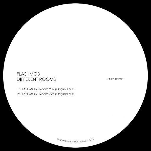 Flashmob альбом Different Rooms