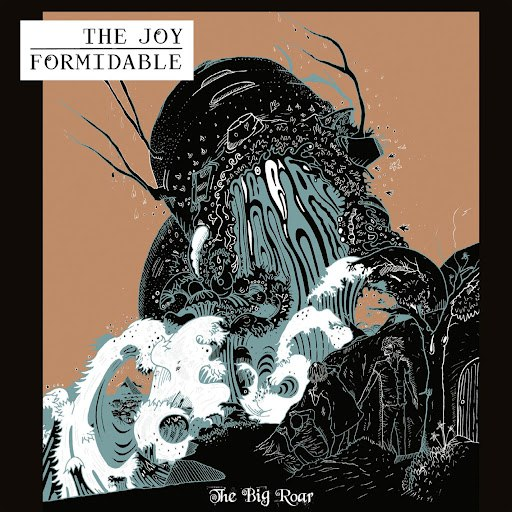 The Joy Formidable альбом The Big Roar