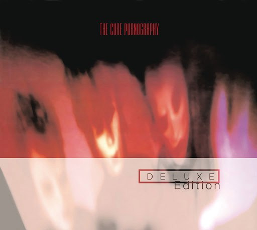 The Cure альбом Pornography (Deluxe Edition)