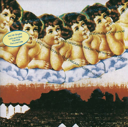 The Cure альбом Japanese Whispers
