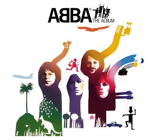 Abba альбом The Album (Digitally Remastered)