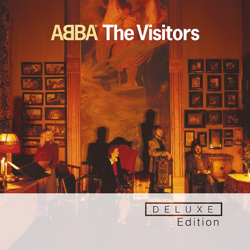 Abba альбом The Visitors (Deluxe Edition)