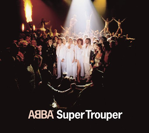 Abba альбом Super Trouper
