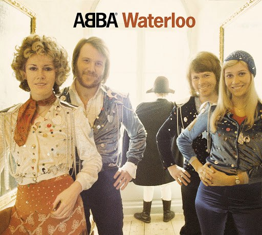 Abba альбом Waterloo (Digitally Remastered)