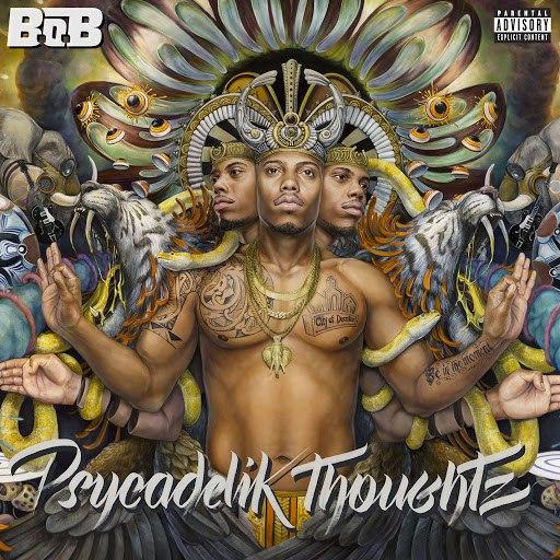 B.o.B альбом Psycadelik Thoughtz
