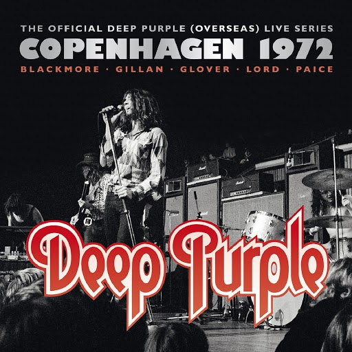 Deep Purple альбом Copenhagen 1972