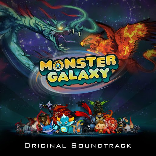 Jeremy Soule альбом Monster Galaxy