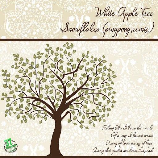 White Apple Tree альбом Snowflakes (Pingpong Remix)