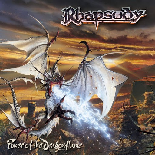 Rhapsody альбом Power of the Dragonflame