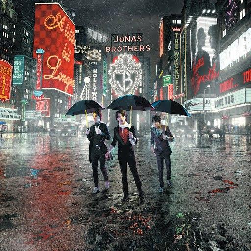 Jonas Brothers альбом A Little Bit Longer
