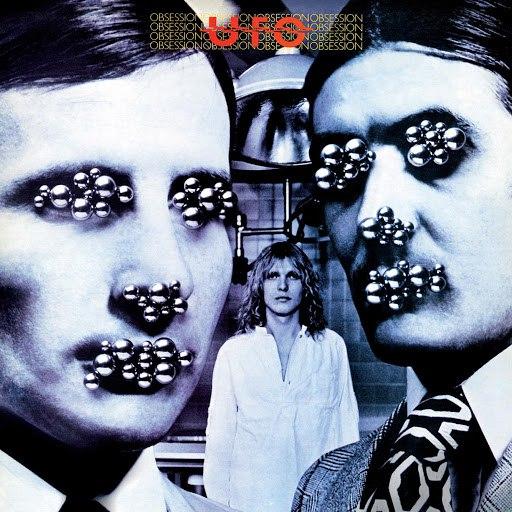 UFO альбом Obsession (2008 Remaster)