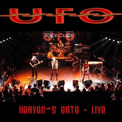 UFO альбом Heaven's Gate - Live
