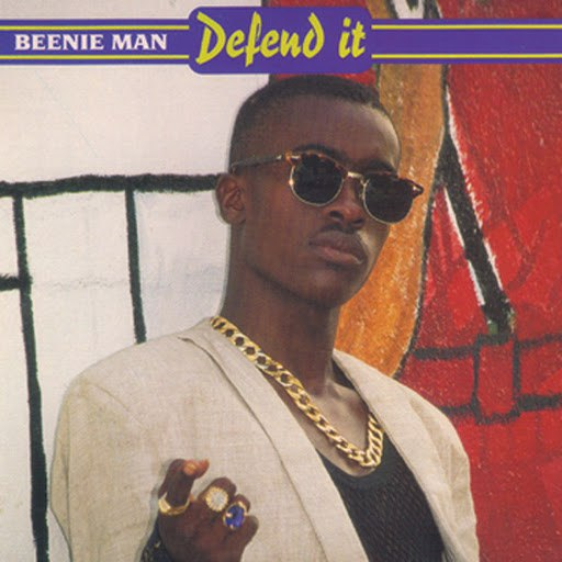 Beenie Man альбом Defend It