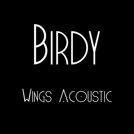 Birdy альбом Wings Acoustic