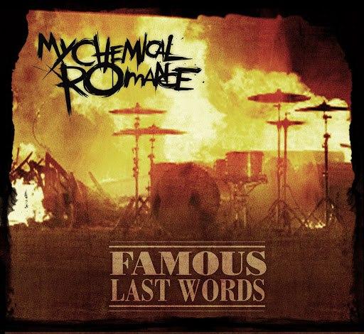 My Chemical Romance альбом Famous Last Words