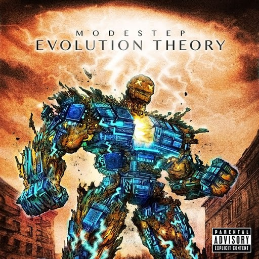 Modestep альбом Evolution Theory (Deluxe Edition)