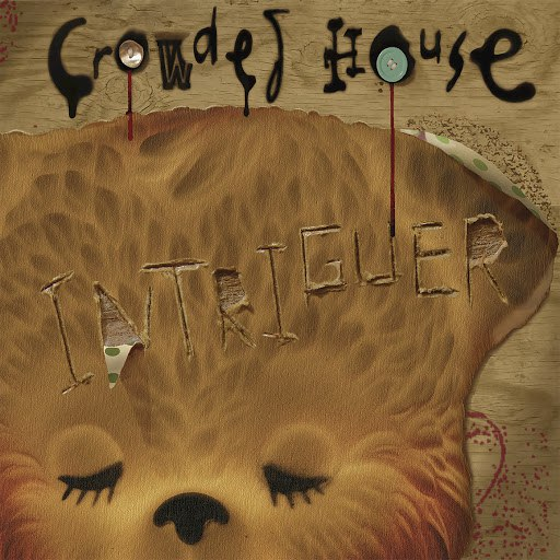Crowded House альбом Intriguer (Deluxe Edition)
