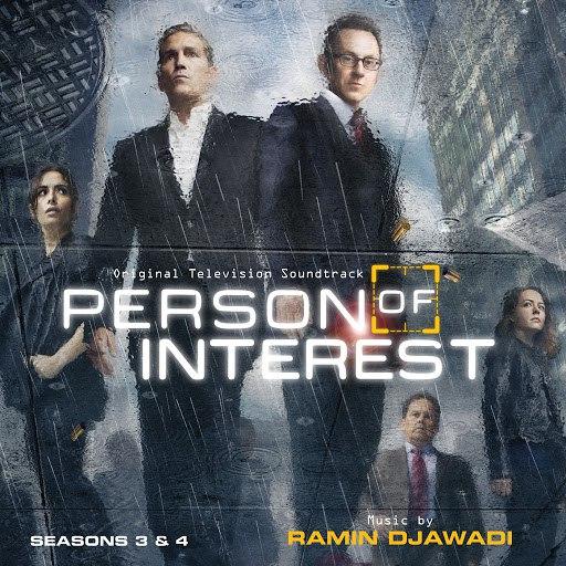 Ramin Djawadi альбом Person Of Interest: Seasons 3 & 4 (Original Television Soundtrack)