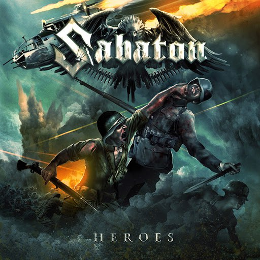 Sabaton альбом Heroes (Track Commentary Version)
