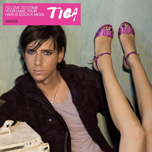 Tiga альбом Shoes