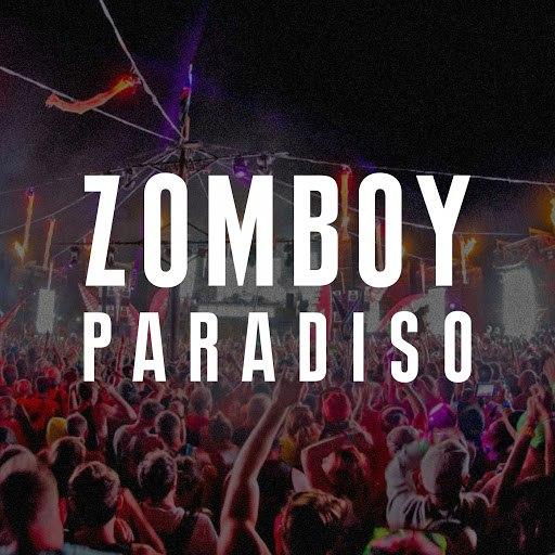 Zomboy альбом Paradiso