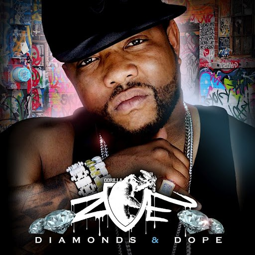 Gorilla Zoe альбом Diamonds & Dope