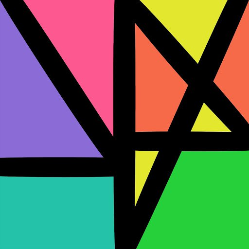 New Order альбом The Game (Extended Mix)