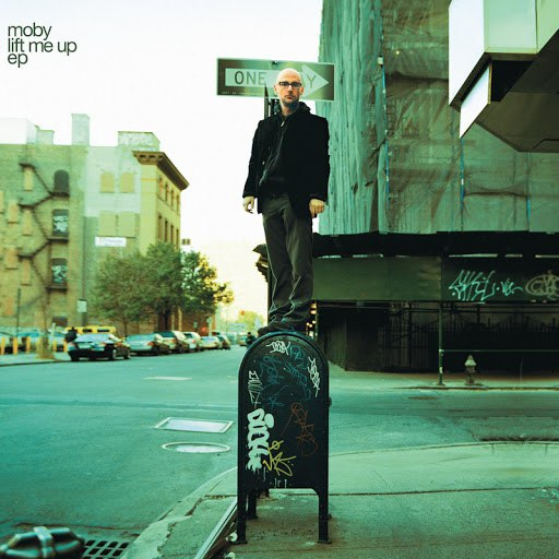 Moby альбом Lift Me Up EP