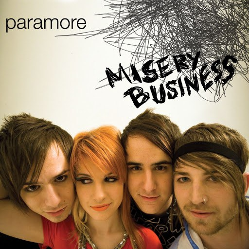 Paramore альбом Misery Business