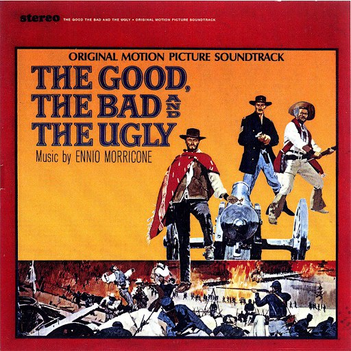Ennio Morricone альбом Good, the Bad and the Ugly [Expanded]