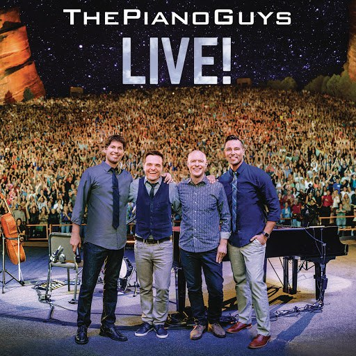 The Piano Guys альбом Beethoven's 5 Secrets (Live)