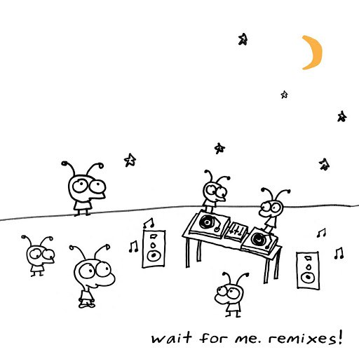 Moby альбом Wait for Me. Remixes!
