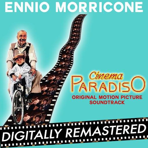 Ennio Morricone альбом Cinema Paradiso (Original Motion Picture Soundtrack) - Digitally Remastered