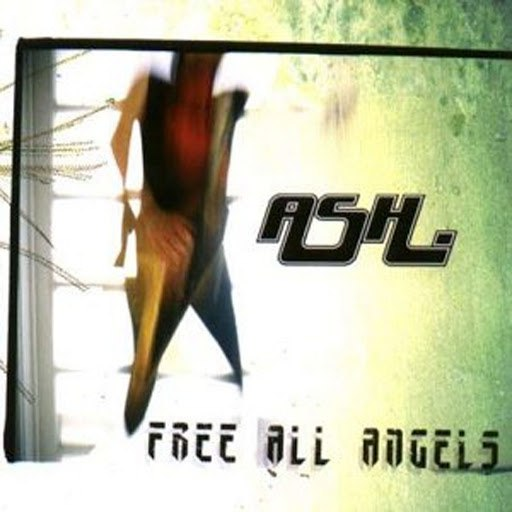 Ash альбом Free All Angels