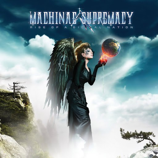 Machinae Supremacy альбом Rise Of A Digital Nation