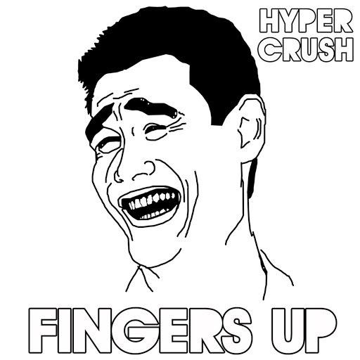 Hyper Crush альбом Fingers Up