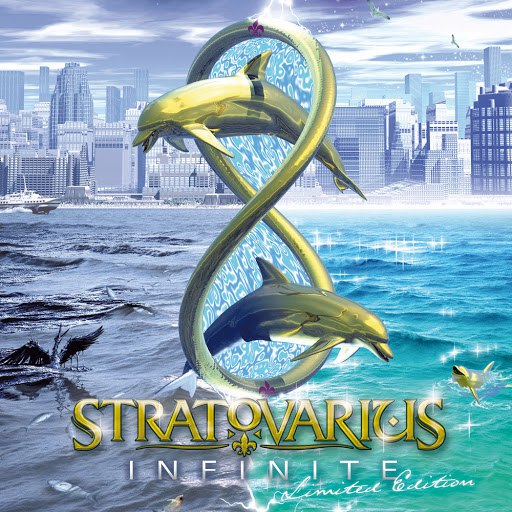 Stratovarius альбом Infinite (Limited Edition)