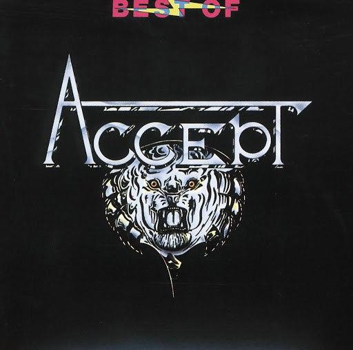 Accept альбом Best Of Accept