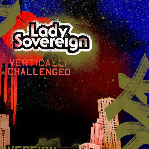 Lady Sovereign альбом Vertically Challenged (Edited)