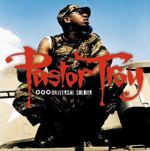 Pastor Troy альбом Universal Soldier