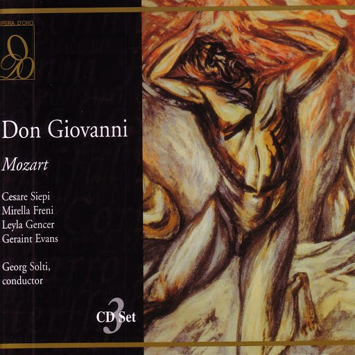 Wolfgang Amadeus Mozart альбом Don Giovanni