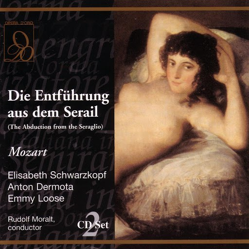 Wolfgang Amadeus Mozart альбом Die Entfuhrung aus dem Serail (The Abduction from the Seraglio)