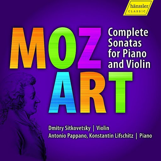 Wolfgang Amadeus Mozart альбом Mozart: Complete Sonatas For Piano And Violin