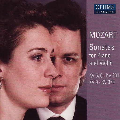 Wolfgang Amadeus Mozart альбом Mozart: Sonatas for Piano and Violin