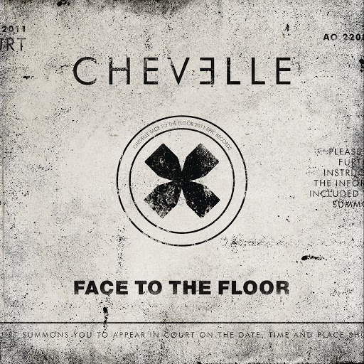 Chevelle альбом Face to the Floor