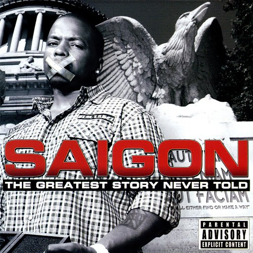 Saigon альбом The Greatest Story Never Told (Deluxe Edition)