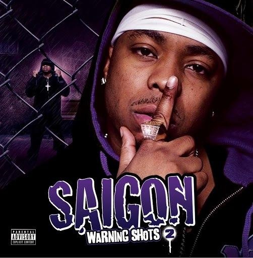 Saigon альбом Warning Shots 2