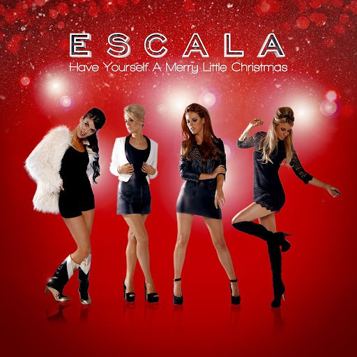 Escala альбом Have Yourself a Merry Little Christmas