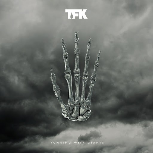 Thousand Foot Krutch альбом Running with Giants