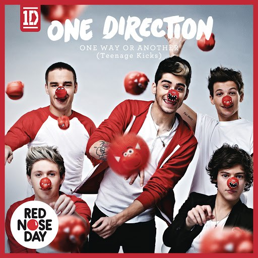 One Direction альбом One Way or Another (Teenage Kicks)